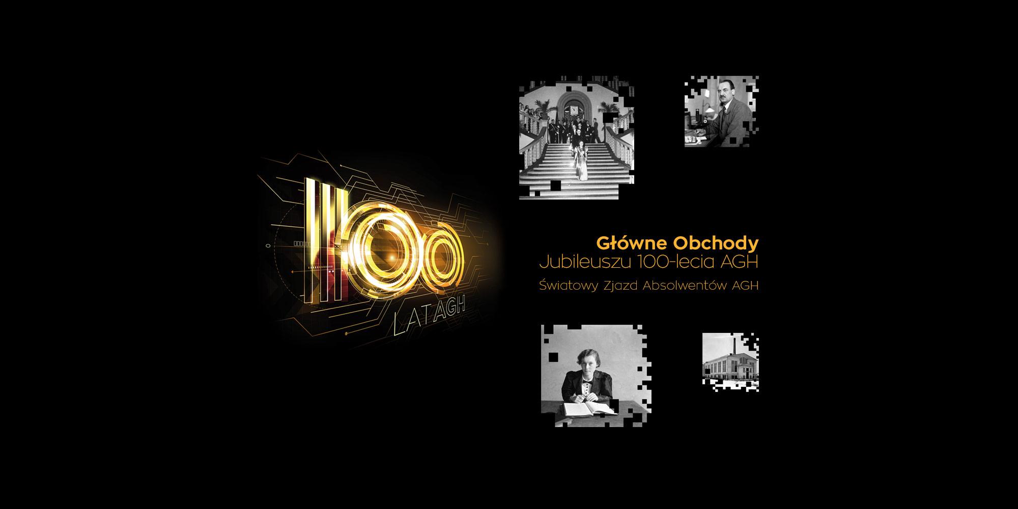 Główne Obchody Jubileuszu 100-lecia AGH